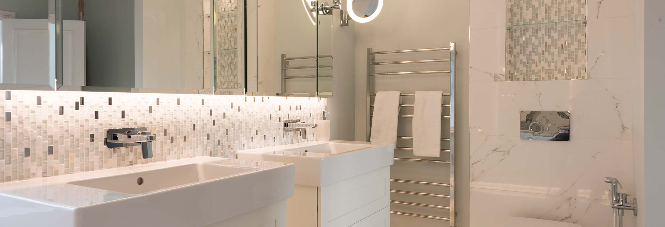 Highest quality luxury bathroom supply in Long Ditton, Surrey