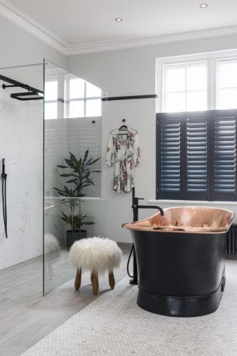 Bathroom Eleven - Master Ensuite in Surbiton
