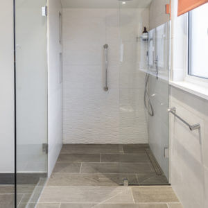 Wetroom in Thames Ditton