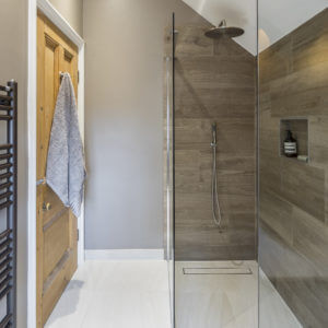wet room in Surbiton