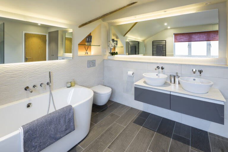 Bathroom Eleven - project in Thames Ditton