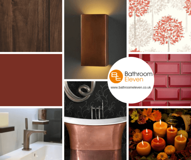 Bathroom Eleven - Moodboard for Autumn