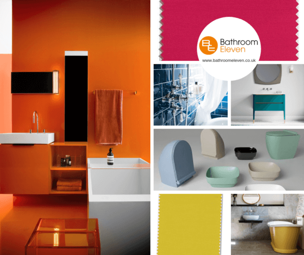 Bathroom Eleven - Colours for 2019