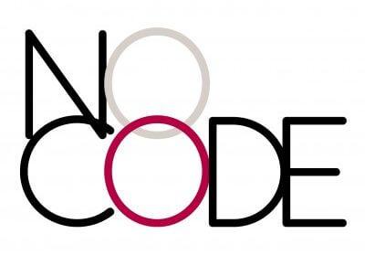 No Code logo