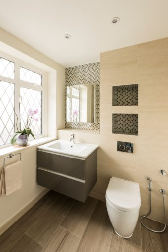 Bathroom in Ashtead