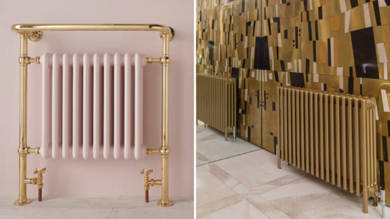 Bathroom Eleven - Midas touch radiators