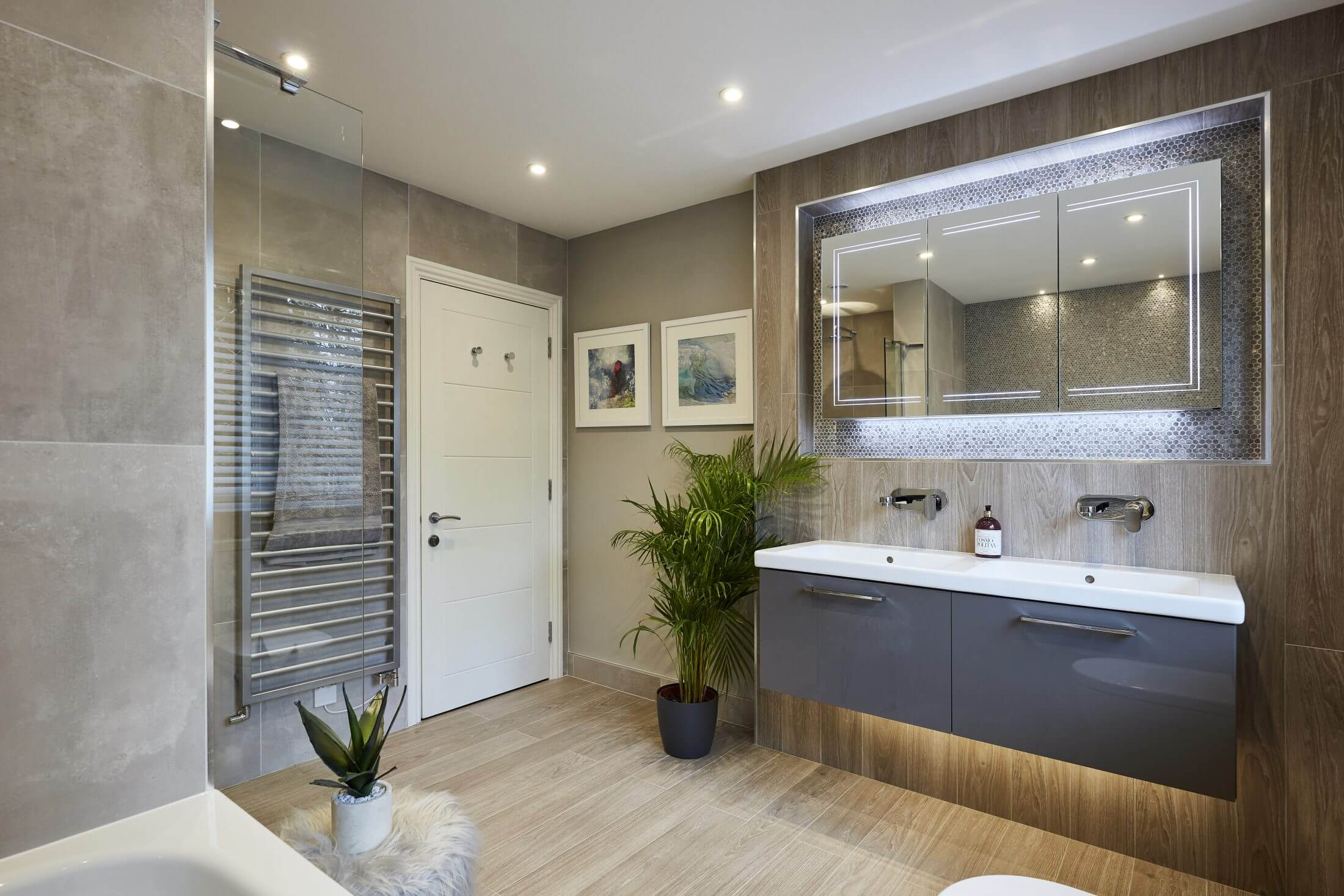 Bathroom Design and Installation -Weybridge